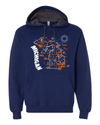 Map Hooded Sweatshirt