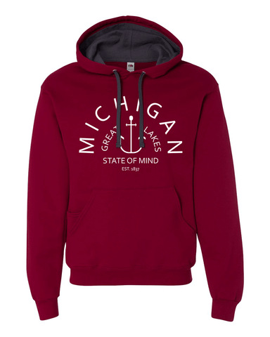State of Mind Hooded Sweatshirt