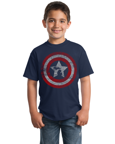 Shield Youth Tee
