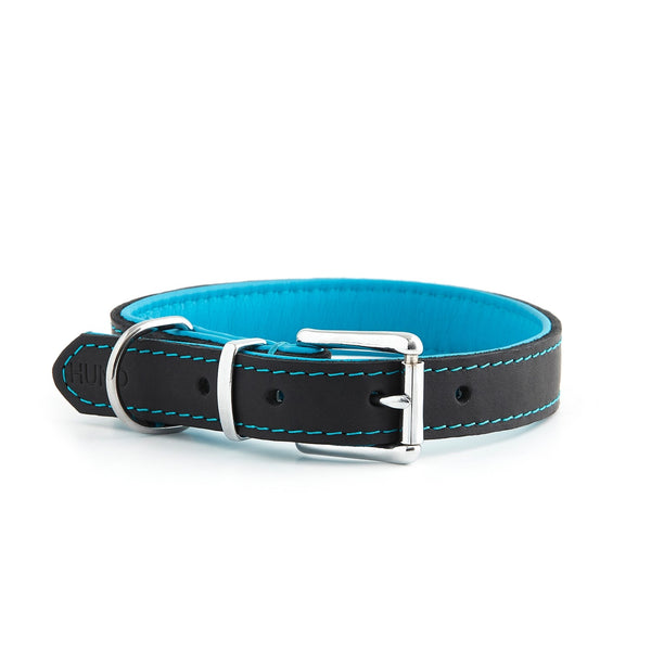 FIRE CRACKER - Dual Colored Padded Collar (TOP SELLER) - HUND Denmark for the Love of Pets, People, and Planet
