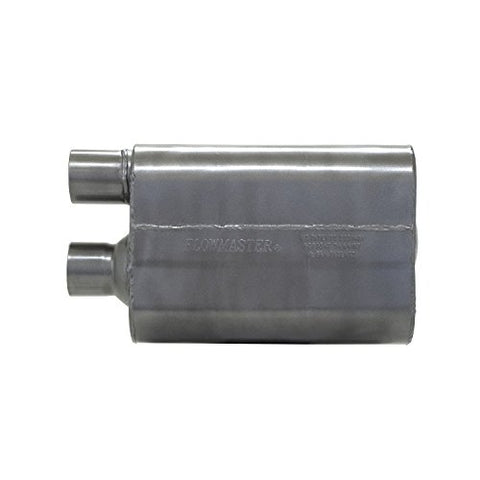 80 Series Muffler 2.5 Inch Inlet X 2.5 Inch Outlet  700042031405