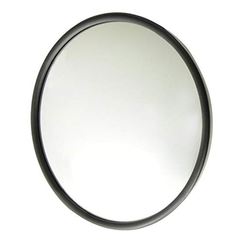"Grote 12183 Stainless Steel 8"" Round Convex Mirror With Center-Mount Ball-Stud   089373000244"