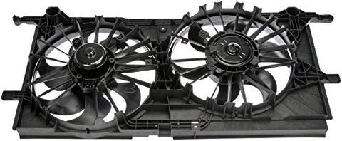 Dorman 620-611 Radiator Fan Assembly  Black 019495036739