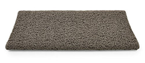 "Camco 42964 Gray Premium Wrap Around Rv Step Rug (Pvc Material (17.5"" X 18"")) 17.5 Inches X 18 Inches Gray 014717429641"