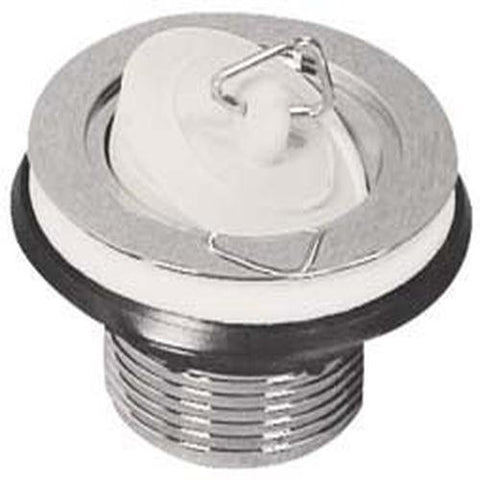 Lasalle Bristol 65Car227 Tub Strainer With Stopper   088805230822