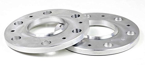 "Readylift 15-3485 1/2"" Hub Centric Wheel Spacer For Gm 1/2In. Silver 804879315636"