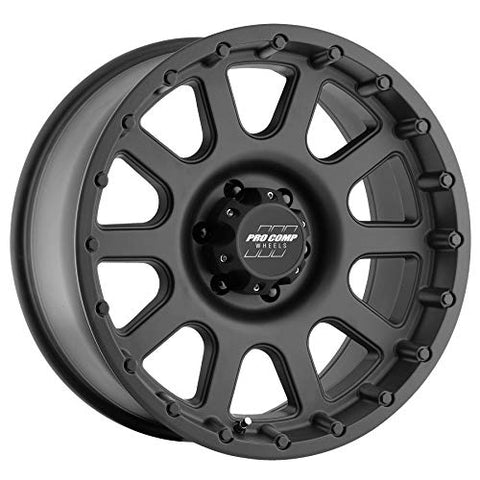 Pro Comp Series 32 Bandido Matte Black (17X9 / 6X5.5 / -6Mm)   844658018662