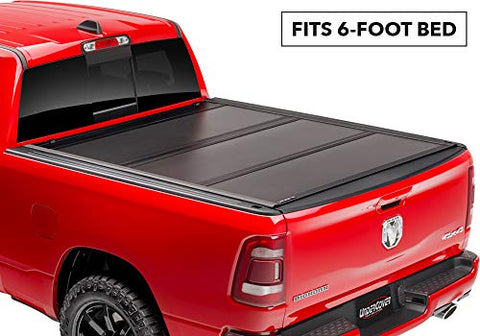 Undercover Ultra Flex Hard Folding Truck Bed Tonneau Cover | Ux12003 | Fits  Black 816391020806