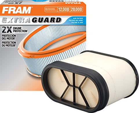 Fram Ca10270 Extra Guard Air Filter, Oval (Powercore)   009100535443