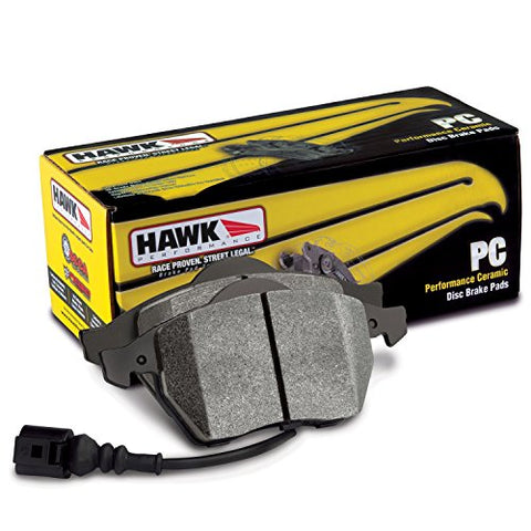 Hawk Performance (Hb725b.650) High Performance Street 5.0 Brake Pad   840653081281