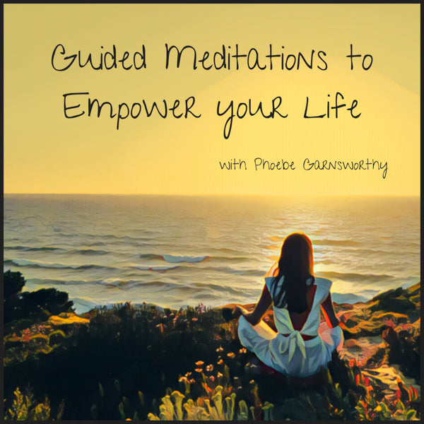Guided Meditations with Binaural Beats for Deep Healing, Relaxation and Empowerment