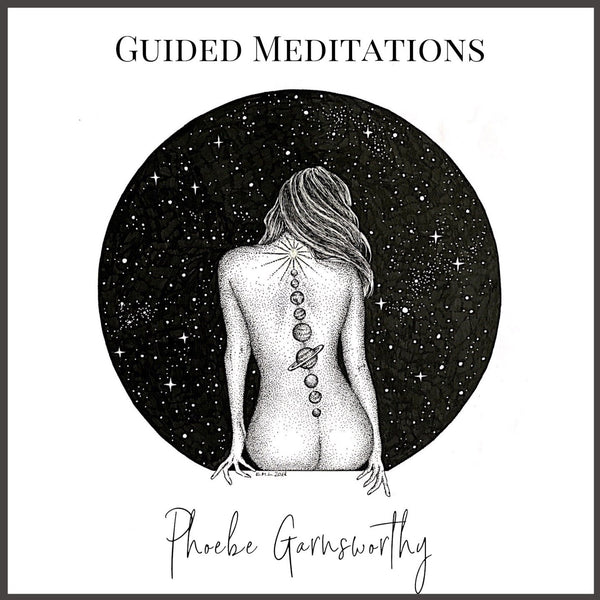 Guided meditations for love, happiness and peace