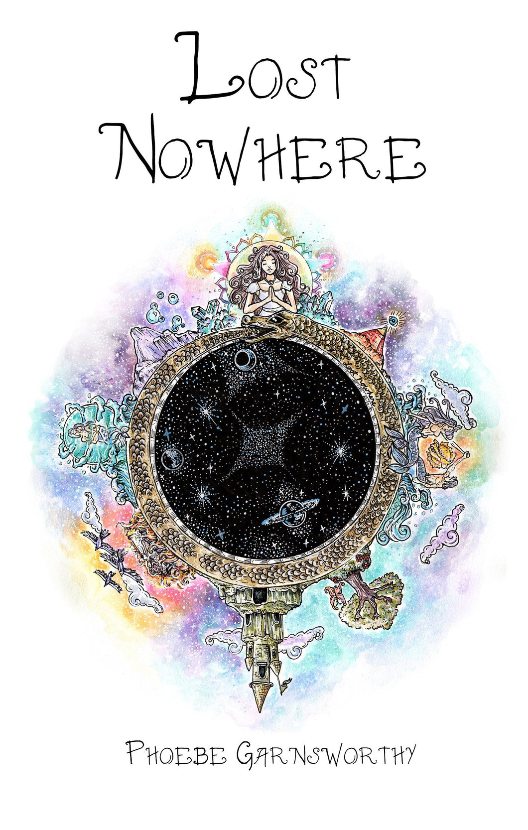 Lost Nowhere: A Journey of Self-Discovery - *EBOOK*