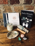 Sacred Space Ritual Box (including Sacred Space Ritual Book + Cards)