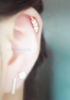 Pea Pod Cartilage Piercing_P115