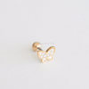 CZ Butterfly Cartilage Piercing_P004