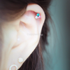 Shiny Stone Barbell Cartilage_P024