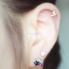 Black Star Barbell Cartilage_P069