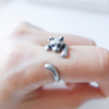 Cat ring size 5 ~ 9 us