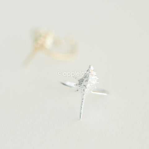 Beach Seashell Ring