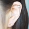 Stars Cartilage Piercing_P011