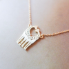 Love Giraffes Necklace
