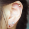 CZ Angel Wing Tragus Piercing_P087