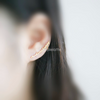 Make me happy ear cuff earring