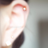 Star Cartilage Earring_P130