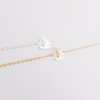 sail boat anklet in gold or silver, sea jewelry, nautical anklet