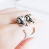 sheep ring, ram ring size 5 ~ 9 us