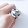 fish ring, carp ring size 5 ~ 9 us