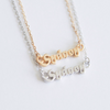 Paris, New York, London, Sydney Necklace