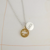 Luck Necklace With Clover