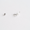 CZ Lizard Cartilage Earring_P038