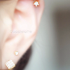 Cube Star Tragus Ear Piercing_P125