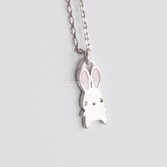 Cute Bunny Necklace
