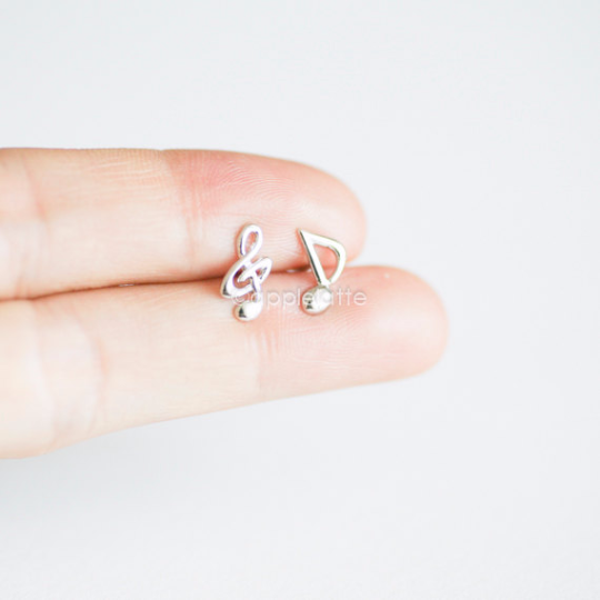 m pair product mini silver mismatch ancient buy hooks of dangle charms sexy store aliexpress earrings pistol s handcuffs fetish com