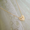Chain Heart Necklace