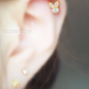 Flower Barbell Cartilage_P143