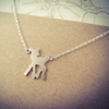 Baby Deer Necklace