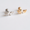 Star Angel Wing Cartilage Earring_P064