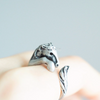 Horse Ring, Adjustable Ring, Animal Ring
