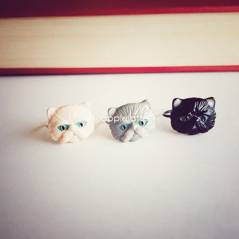 Cat ring_3 colors