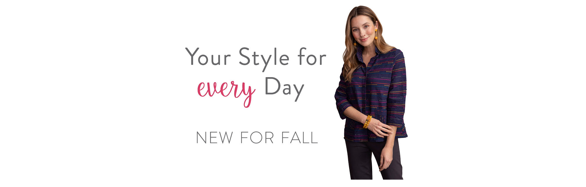 New for Fall, Habitat Clothes