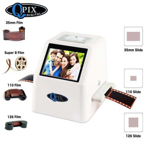 "35mm Slide Film Scanner Digital Film Converter 2.4""LCD - Shopping Gadgets at GadgetRock"