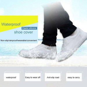 Waterproof Silicone Shoe Covers - eMalleu Gadgets Shop