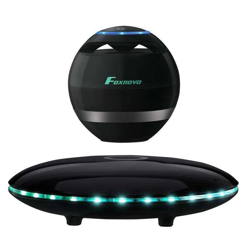 FOXNOVO Levitating Bluetooth Portable Wireless Speaker - Shopping Gadgets at GadgetRock