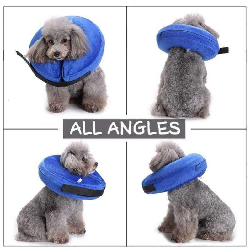 Inflatable Pet Collar - Shopping Gadgets at GadgetRock