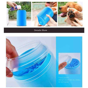 Portable Pet Paw Cleaner Cup - eMalleu Gadgets Shop